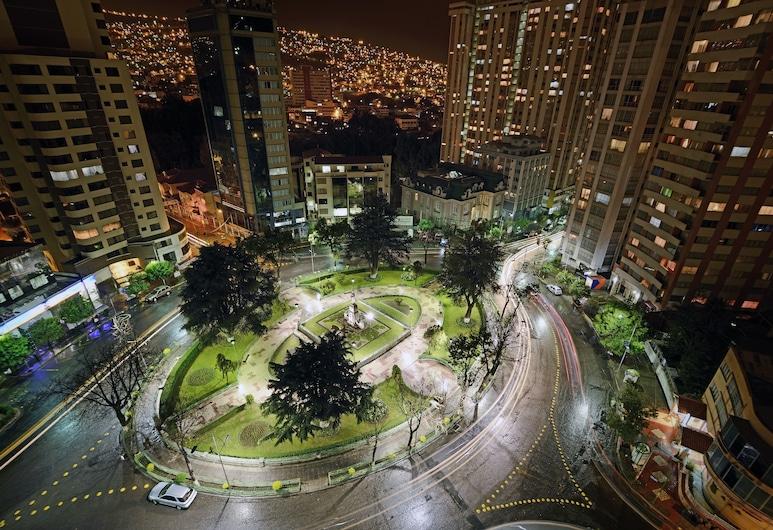 Ritz Apart Hotel, La Paz, Näkymä majoitusliikkeestä