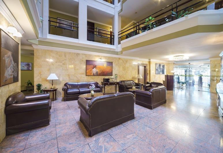 Ritz Apart Hotel, La Paz, Recepcia