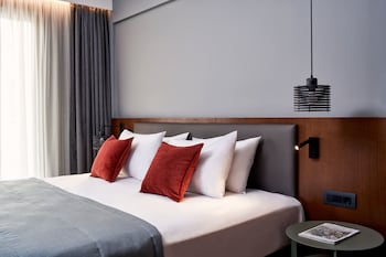 A(z) Achilleas Hotel hotel fényképe itt: Athén