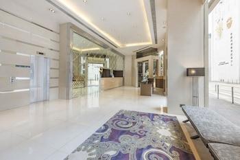 Fotografia do Silka Seaview Hotel em Kowloon