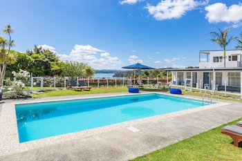 Paihia bölgesindeki Aloha Seaview Resort Motel resmi