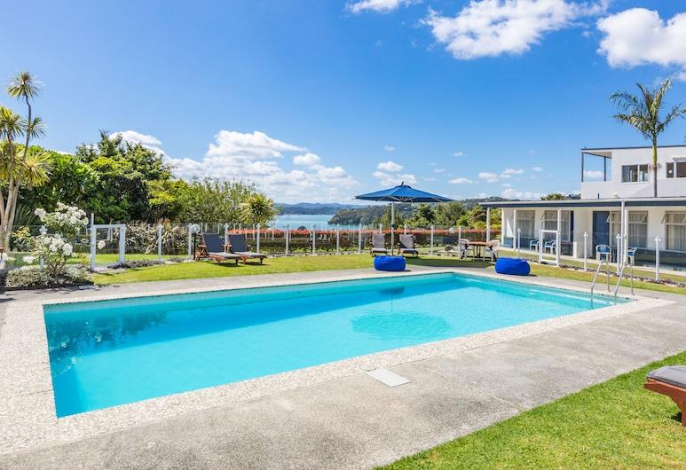 Aloha Seaview Resort Motel, Paihia, Εξωτερική πισίνα
