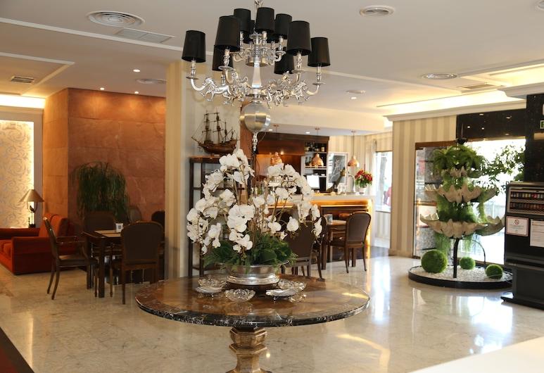 Hotel M.A. Princesa Ana, Granada, Λόμπι