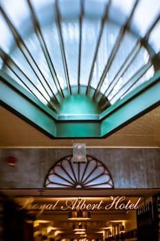 Nuotrauka: Royal Albert Hotel, Brisbanas