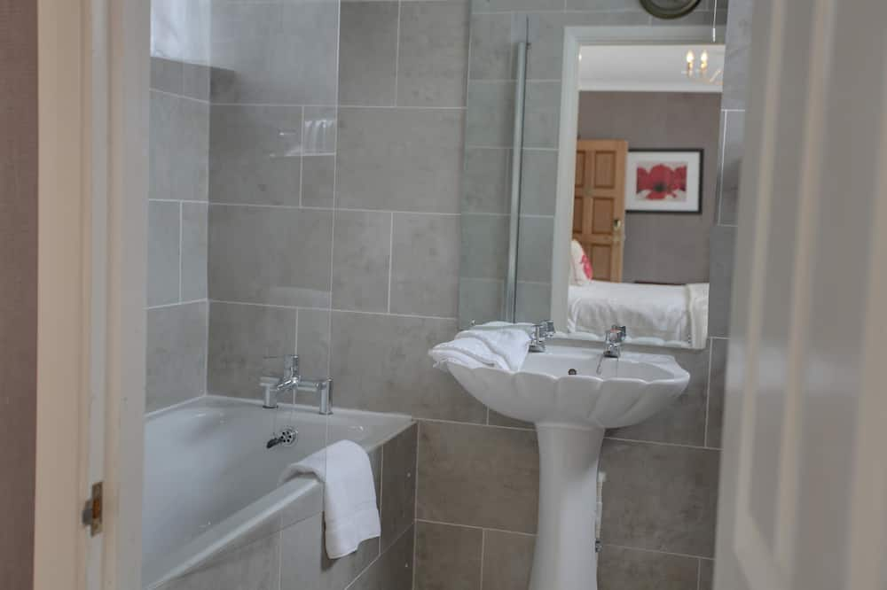 Family Room, 1 Katil Kelamin (Double), Non Smoking - Bilik mandi