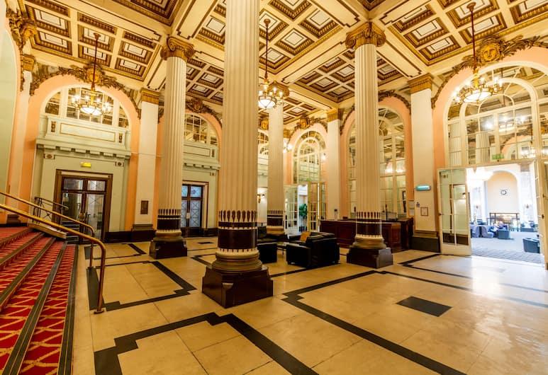 Britannia Adelphi Hotel, Liverpool, Lobby