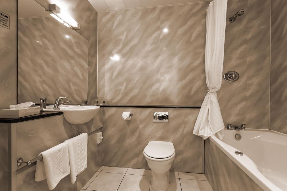 Kamar Single Standar - Kamar mandi