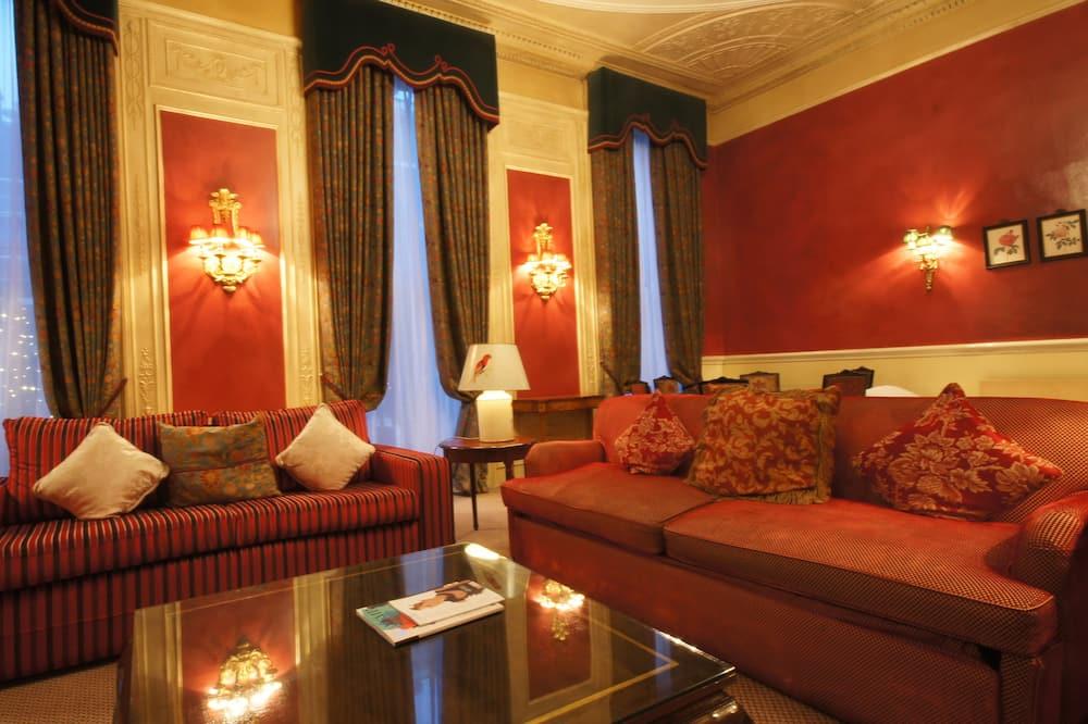 Grand suite, 1 slaapkamer - Woonruimte