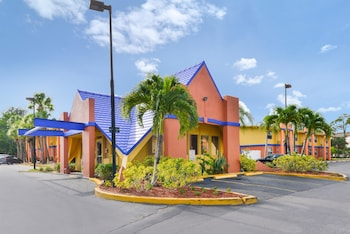 Sarasota bölgesindeki Americas Best Value Inn Sarasota Downtown resmi