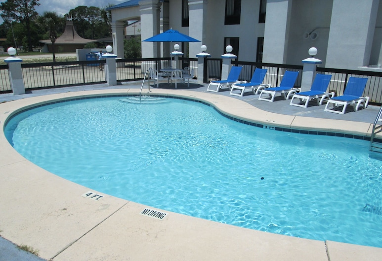 Regency Inn Near Boardwalk & Hurlburt Field, Fort Walton Beach, Ulkouima-allas