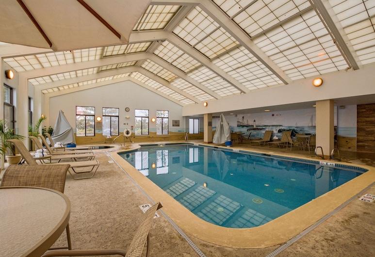 Hampton Inn Portsmouth Central, Portsmouth, Pool