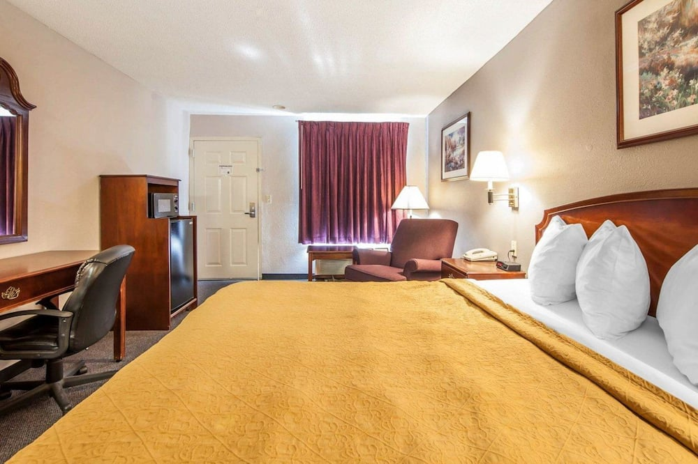 חדר סטנדרט, מיטת קינג, ללא עישון - חדר אורחים