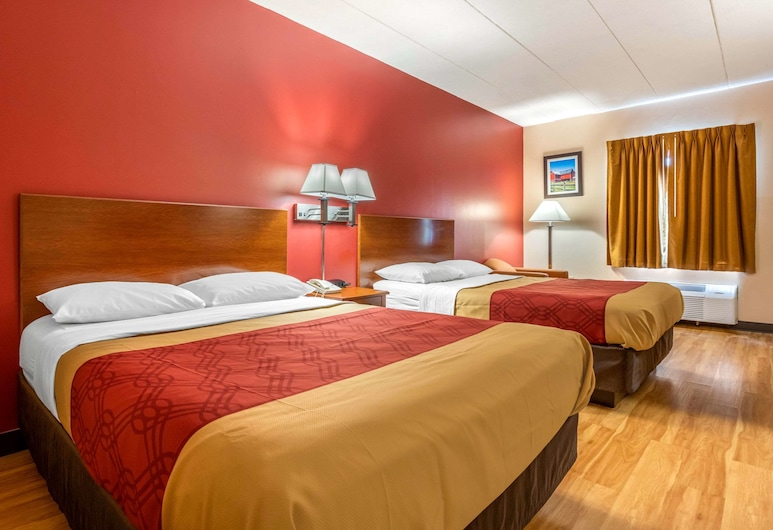 Econo Lodge Amish Country, Lancaster, Standard Room, 2 Queen Beds, Non Smoking, Guest Room