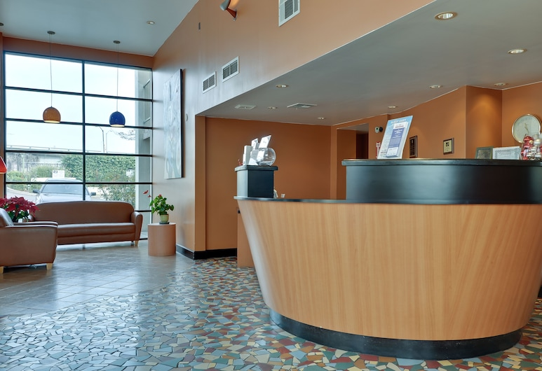 Vagabond Inn Executive Old Town, Sacramento, Reception