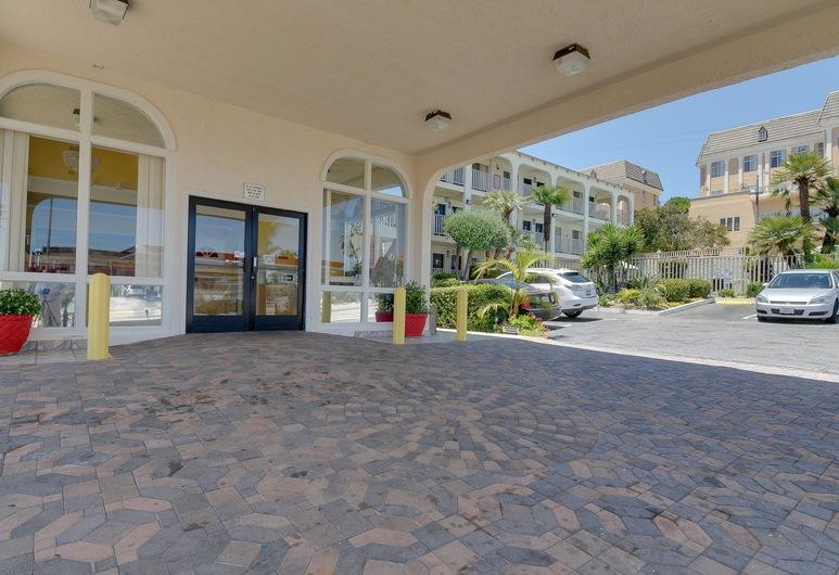 Vagabond Inn San Pedro, San Pedro, Hotel Entrance