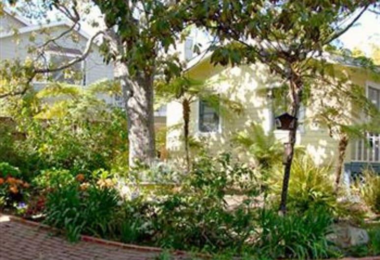 Secret Garden Inn and Cottages, Santa Barbara, Have