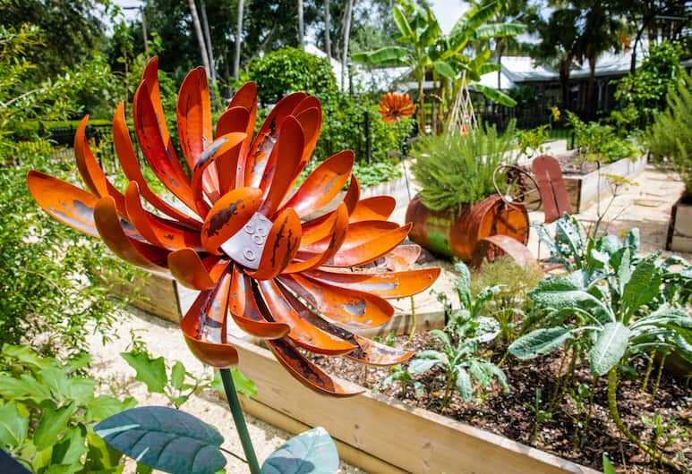 Marriott's Cypress Harbour Villas, Orlando, Garden