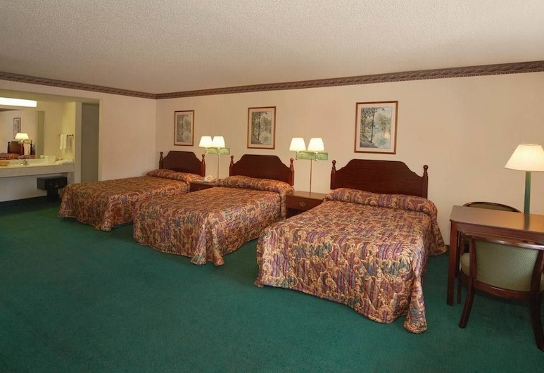 Sunrise Inn and Suites, Rome, Guest Room