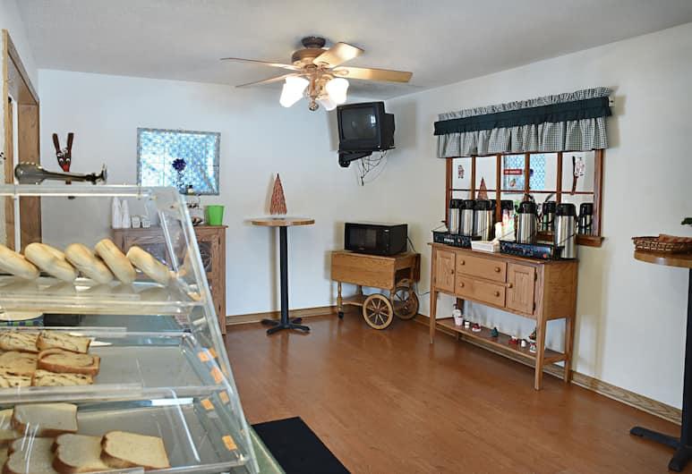 Fairway Inn Elkhart, Elkhart, Reggeliző helyiség