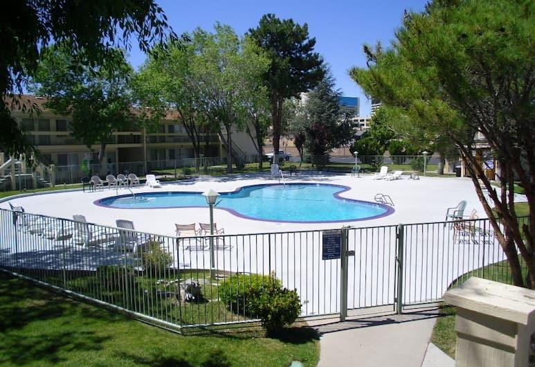 Vagabond Inn Reno, Reno, Açık Yüzme Havuzu