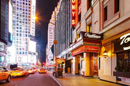 Casablanca Hotel By Library Hotel Collection In New York Hotels Com