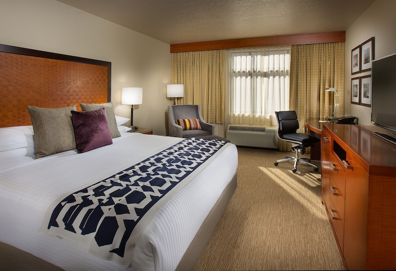 The Paramount Hotel, Seattle, Traditional-Zimmer, 1 King-Bett, Zimmer