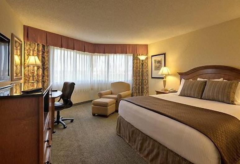 Red Lion Hotel Yakima Center, Yakima, Chambre Prestige, très grand lit, Chambre