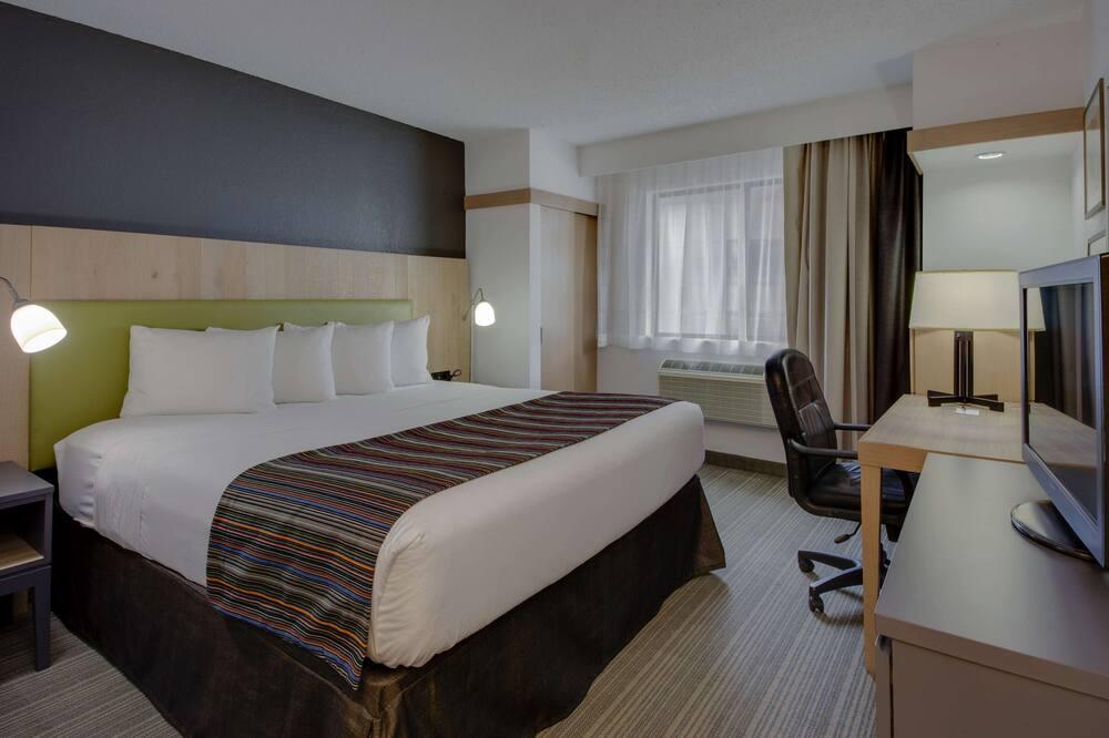 Premium-huone, 1 suuri parisänky, Tupakointi kielletty - Vierashuone