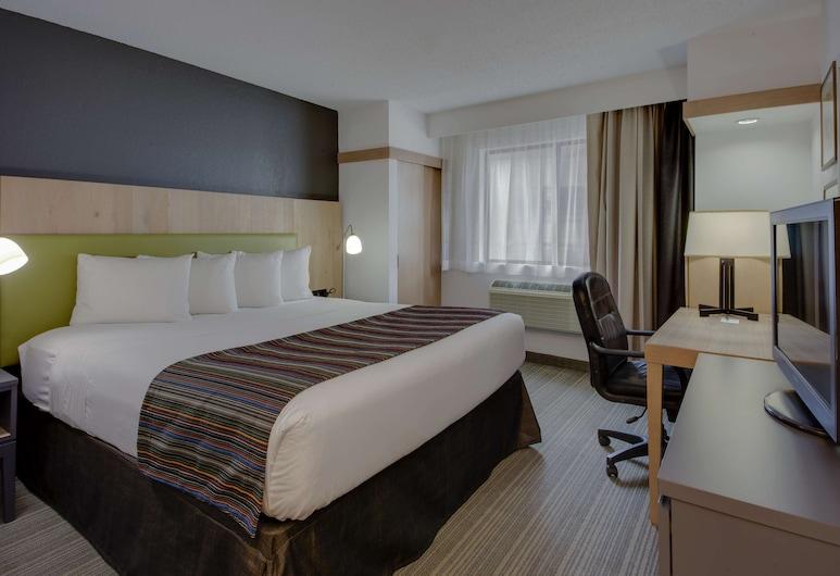 Country Inn & Suites by Radisson, Frederick, MD, Frederick, Premium-værelse - 1 kingsize-seng - ikke-ryger, Værelse