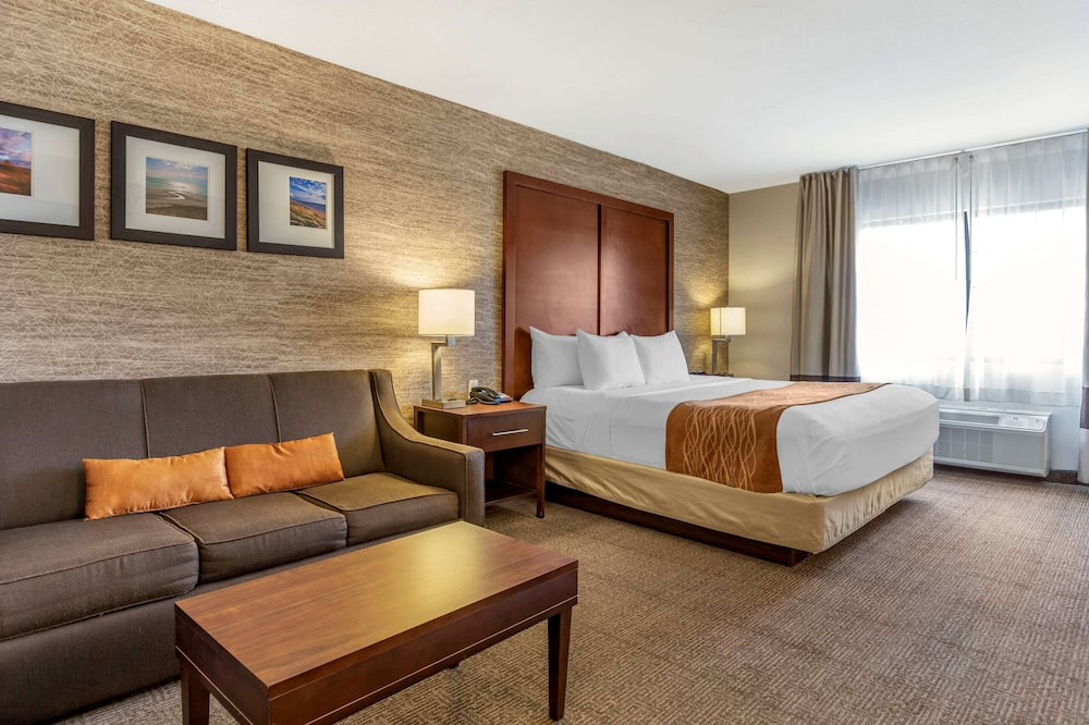 Standardní pokoj, dvojlůžko (200 cm) a rozkládací pohovka, nekuřácký (2 Person Sofa Bed) - Pokoj