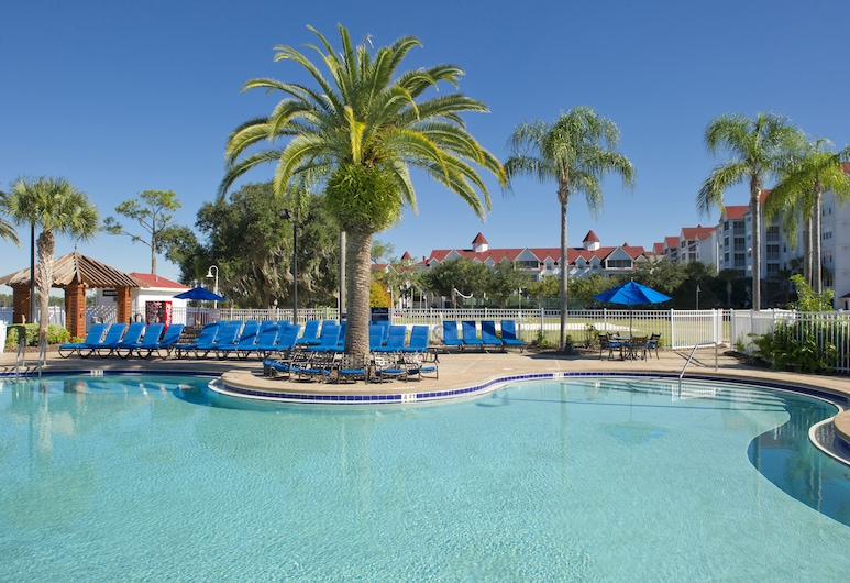 Grand Beach by Diamond Resorts, Orlando, Buitenzwembad