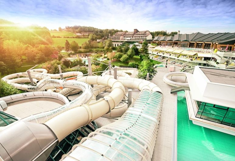 Das Sonnreich Thermenhotel Loipersdorf, Loipersdorf bei Fürstenfeld, Wasserrutsche