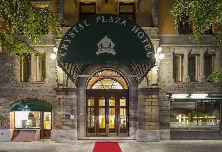 Crystal Plaza Hotel, Stockholm, Exteriér