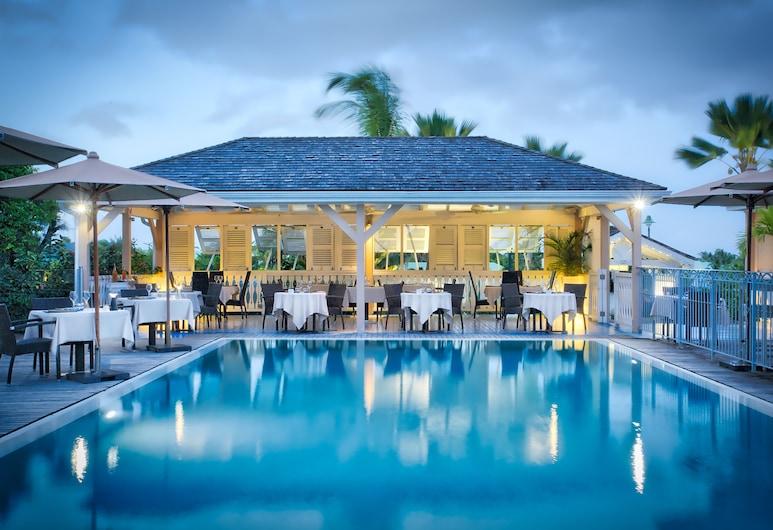 Hotel La Plantation, Orient Bay, Πισίνα