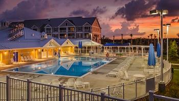 Davenport bölgesindeki Holiday Inn Club Vacations Orlando Breeze Resort resmi