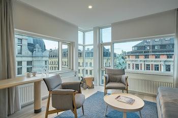 sista minuten stockholm hotell