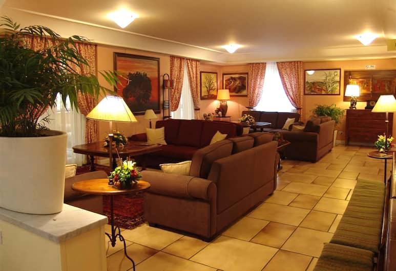 Hotel Casena Dei Colli, Palermo, Reception