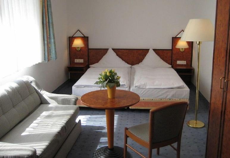 密涅瓦飯店, 法蘭克福, Double Room, 客房