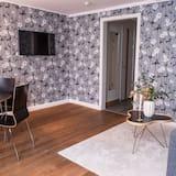 Apartmá, dvojlůžko, nekuřácký - Obývací pokoj