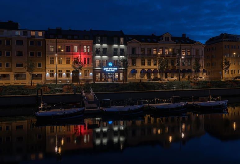 Best Western Hotel Royal, Malmo, Ytra byrði