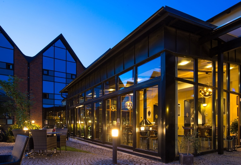 Clarion Collection Hotel Carlscrona, Karlskrona, Giardino