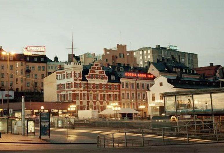 Anno 1647, Stoccolma