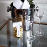 Servicio de champaña