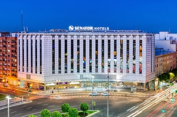 Picture of Senator Parque Central Hotel in Valencia