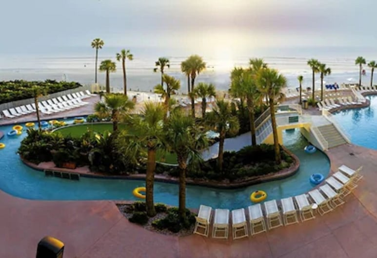 Club Wyndham Ocean Walk, Daytona Beach, Outdoor Pool