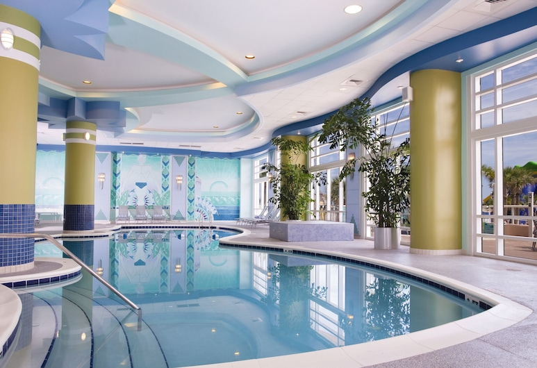 Club Wyndham Ocean Walk, Daytona Beach, Indoor Pool