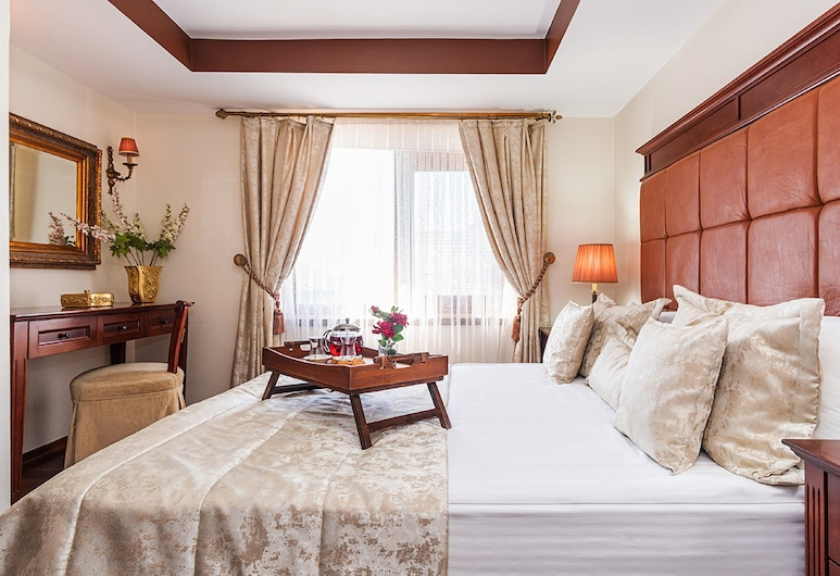 Alzer Hotel - Special Class, Istanbul, Suite, Guest Room