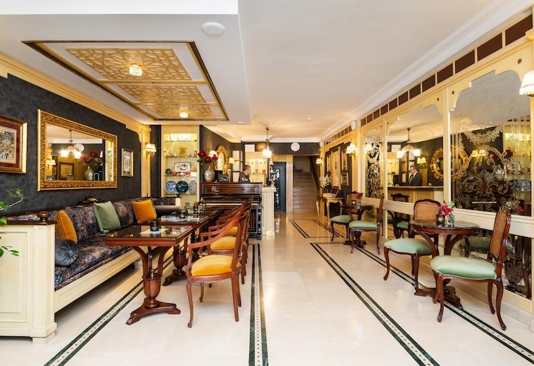 Alzer Hotel - Special Class, איסטנבול, קבלה