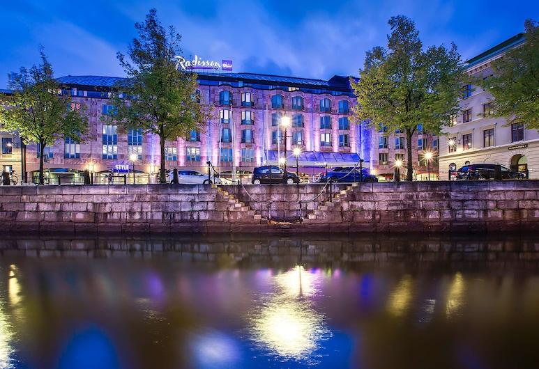 Radisson Blu Scandinavia Hotel, Göteborg, Entrée de l'hôtel