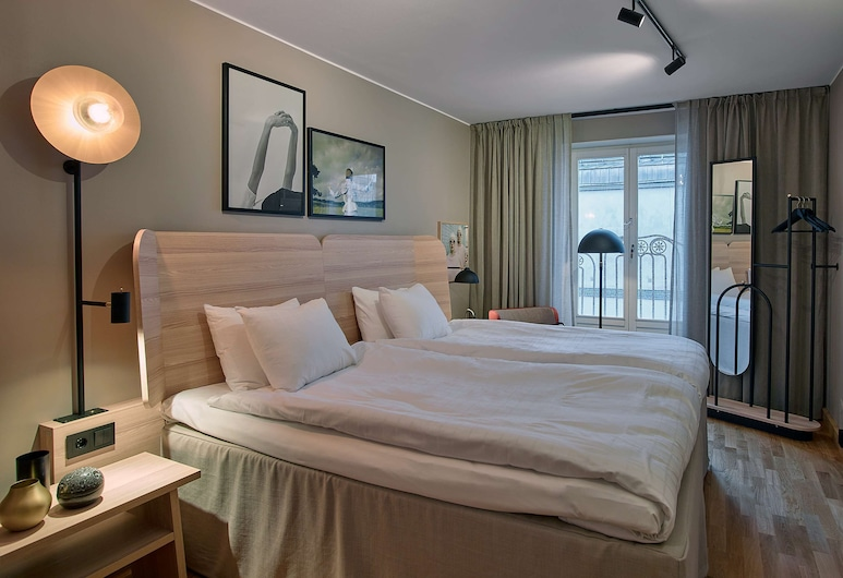 Scandic Klara, Stockholm, Superior Twin soba, 2 kreveta za jednu osobu, Soba za goste
